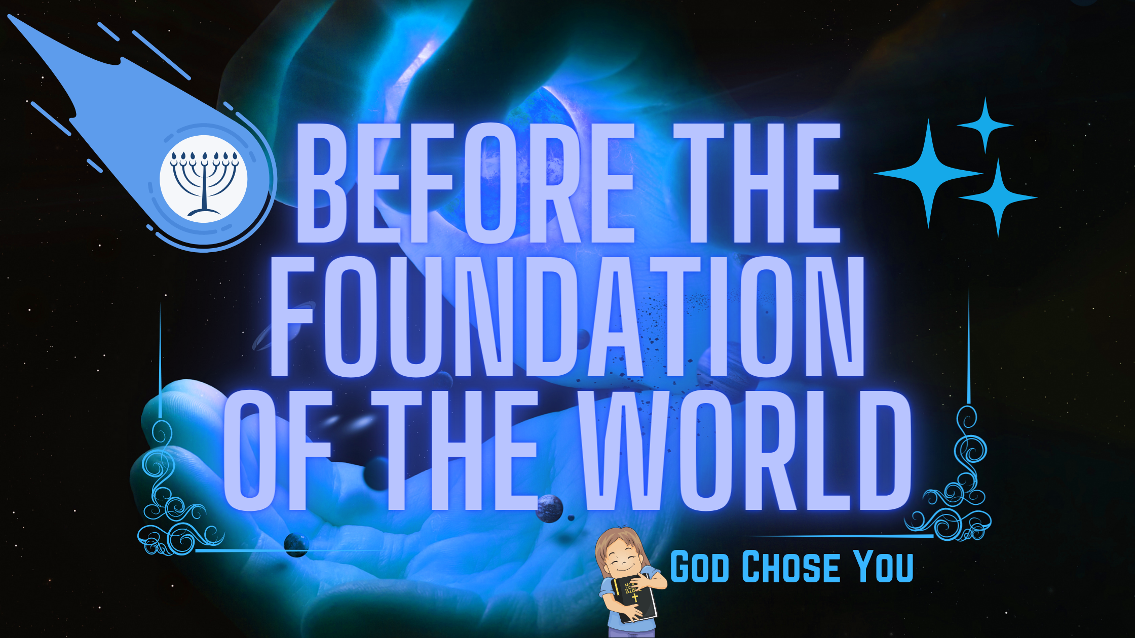what is foundation of the world