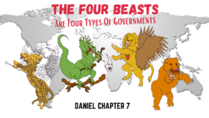 The four beasts of Daniel