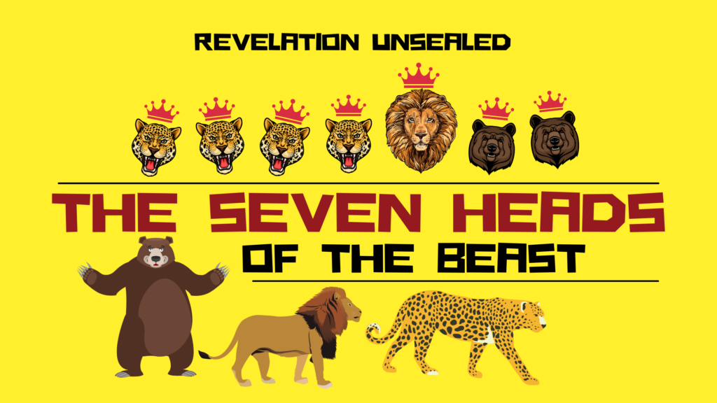 7 heads of the beast